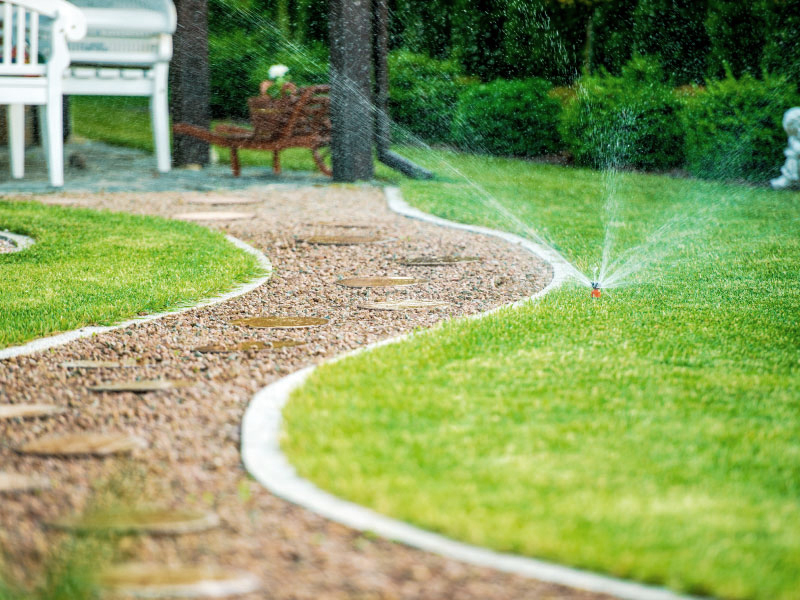How To Design Irrigation System For Home